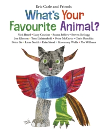 What's Your Favourite Animal?, Hardback