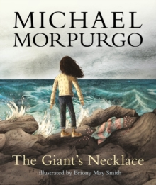 The Giant's Necklace, Hardback Book