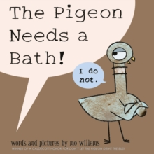 The Pigeon Needs a Bath, Paperback