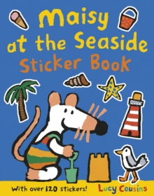 Maisy at the Seaside Sticker Book, Paperback