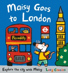 Maisy Goes to London, Hardback Book