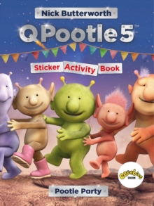 Q Pootle 5: Pootle Party Sticker Activity Book, Paperback Book