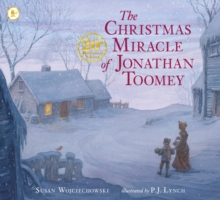 The Christmas Miracle of Jonathan Toomey, Paperback