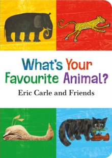 What's Your Favourite Animal?, Board book Book