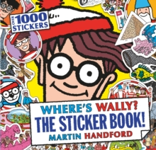 Where's Wally? the Sticker Book!, Paperback