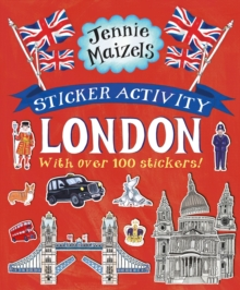 Sticker Activity London, Paperback