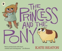 The Princess and the Pony, Paperback Book