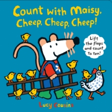 Count with Maisy, Cheep, Cheep, Cheep!, Paperback