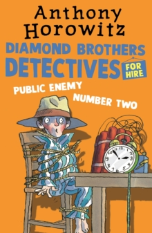 The Diamond Brothers in Public Enemy Number Two, Paperback