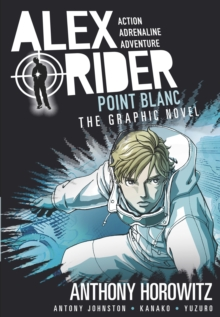 Point Blanc Graphic Novel, Paperback