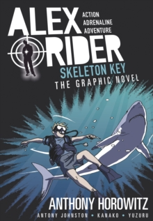 Skeleton Key Graphic Novel, Paperback