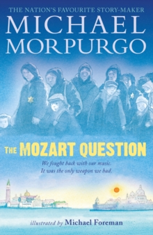 The Mozart Question, Paperback Book