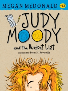 Judy Moody and the Bucket List, Paperback