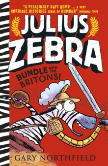 Julius Zebra: Bundle with the Britons, Paperback Book