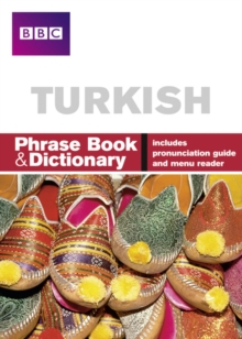 BBC Turkish Phrasebook and Dictionary, Paperback
