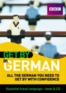 Get by in German Pack, Mixed media product