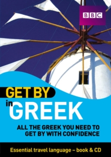 Get by in Greek Pack, Mixed media product