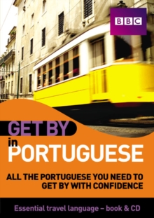 Get by in Portuguese Pack, Mixed media product