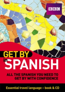 Get by in Spanish Pack, Mixed media product
