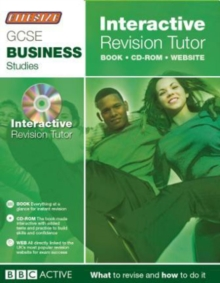 Bitesize Interactive Revision Tutor : Business Studies GCSE, Mixed media product Book
