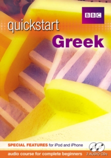 Quickstart Greek, CD-Audio