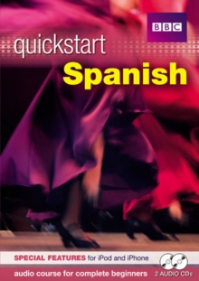 Quickstart Spanish, CD-Audio Book