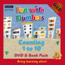 Fun with Numbers : Counting  1 to 10 Pack, Mixed media product