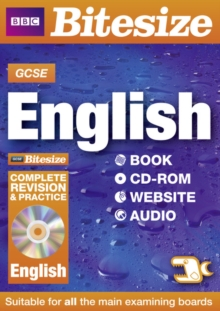 GCSE Bitesize English Complete Revision and Practice, Mixed media product