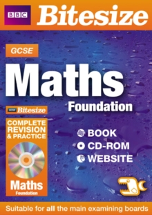 GCSE Bitesize Maths Foundation Complete Revision and Practice, Mixed media product
