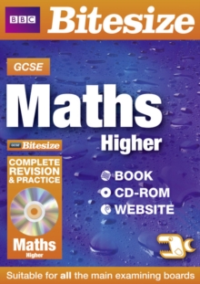 GCSE Bitesize Maths Higher Complete Revision and Practice, Mixed media product Book
