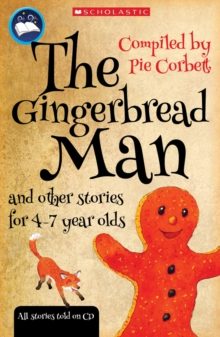 The Gingerbread Man and Other Stories for 4 to 7 Year Olds, Mixed media product
