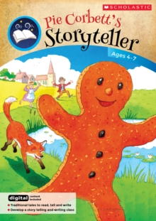 The Storyteller - Teacher's Resource Book : Traditional Tales to Read, Tell and Write Teacher's Book Ages 4- 7, Mixed media product