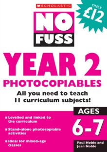 No Fuss: Year 2 Photocopiables, Paperback Book