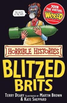 The Blitzed Brits, Paperback