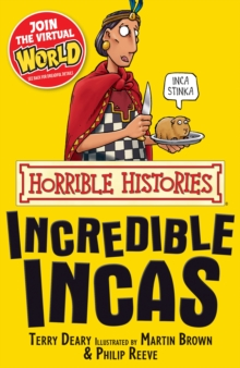 The Incredible Incas, Paperback