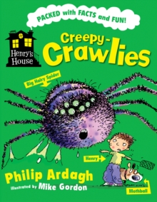 Creepy-crawlies, Paperback