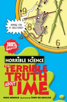 The Terrible Truth About Time, Paperback Book
