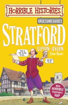 Gruesome Guides: Stratford-Upon-Avon, Paperback Book