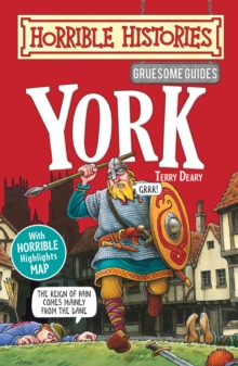 Gruesome Guides: York, Paperback