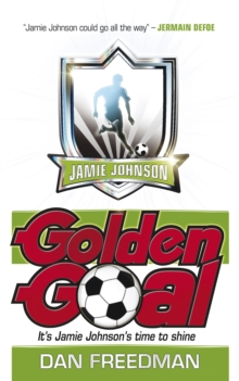 Golden Goal, Paperback Book