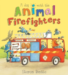 A Day with the Animal Firefighters, Paperback