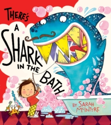 There's a Shark in the Bath, Paperback