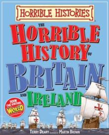 Horrible History of Britain and Ireland, Hardback