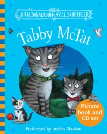 Tabby McTat, Mixed media product