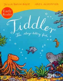 Tiddler Reader : The Story-Telling Fish, Paperback Book