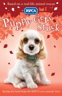 Puppy Gets Stuck, Paperback