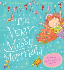 The Very Messy Mermaid, Paperback