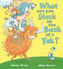 What Can You Stack on the Back of a Yak?, Paperback