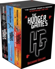 Hunger Games Trilogy Boxed Set, Paperback Book