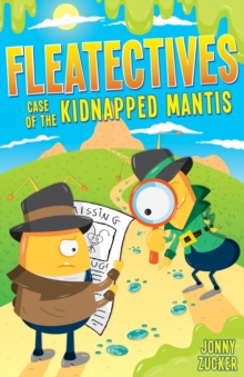 Case of the Kidnapped Mantis, Paperback